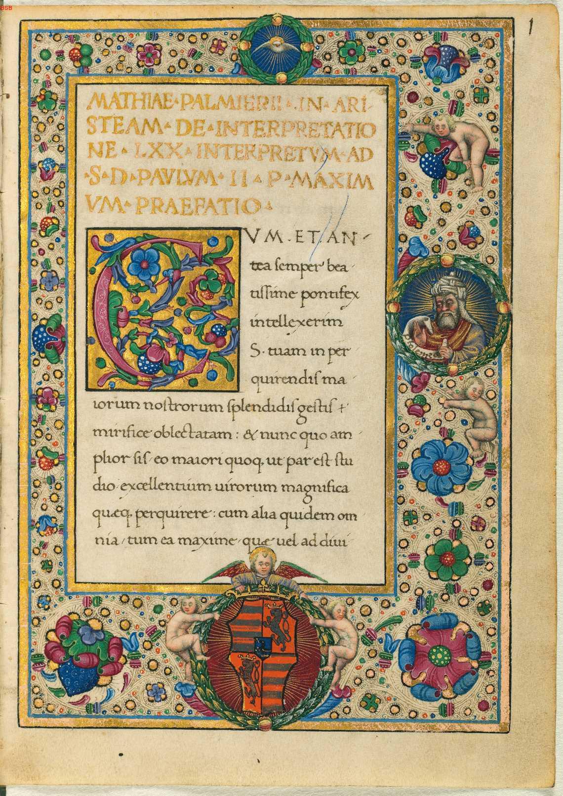 Letter of Aristeas, Epistula ad Philocratem)