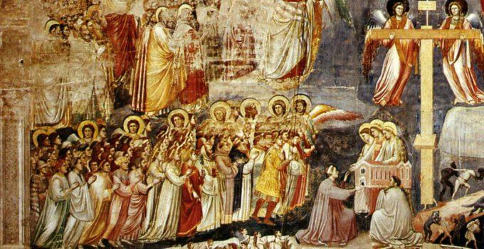 Giotto scrovegni, giudizio universale