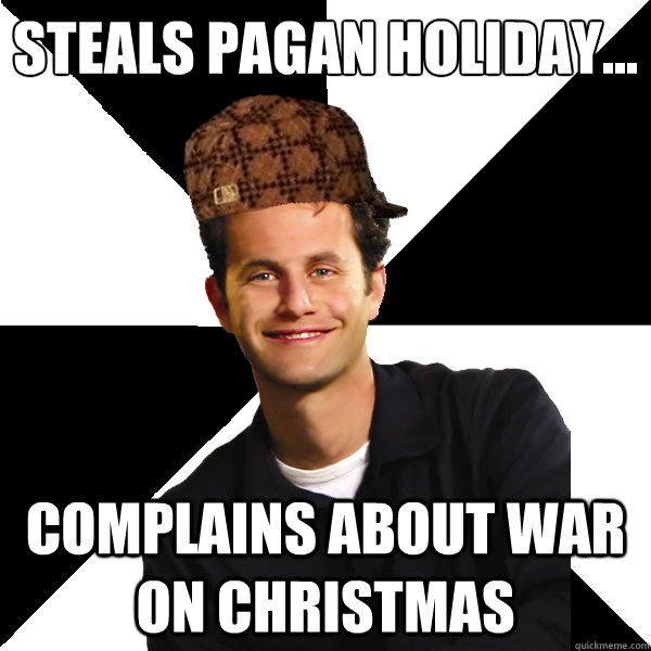 James Cameron pagan Christmas meme
