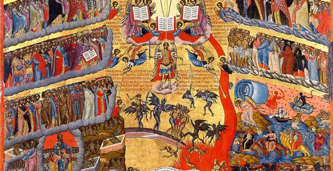 Last Judgment Icon