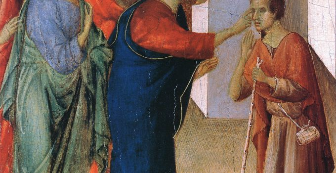 healing the man born blind, 1311