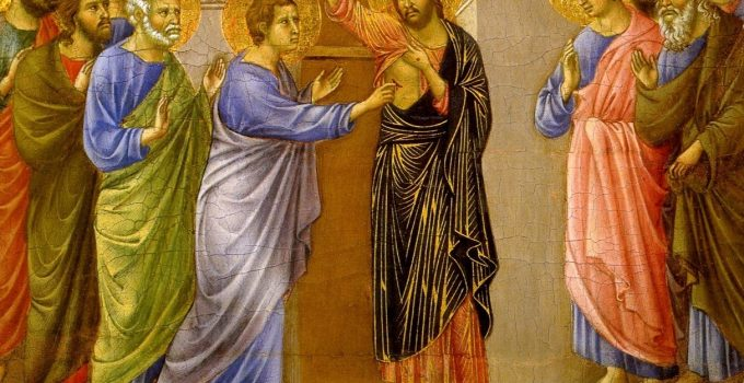 Doubting Thomas Icon