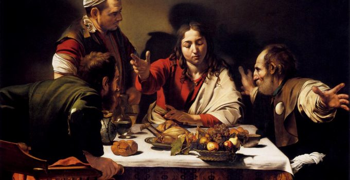 Michelangelo - Supper at Emmaus