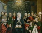 Պենտեկոստե, Յան Յուեստ 1505-1508- ի կողմից