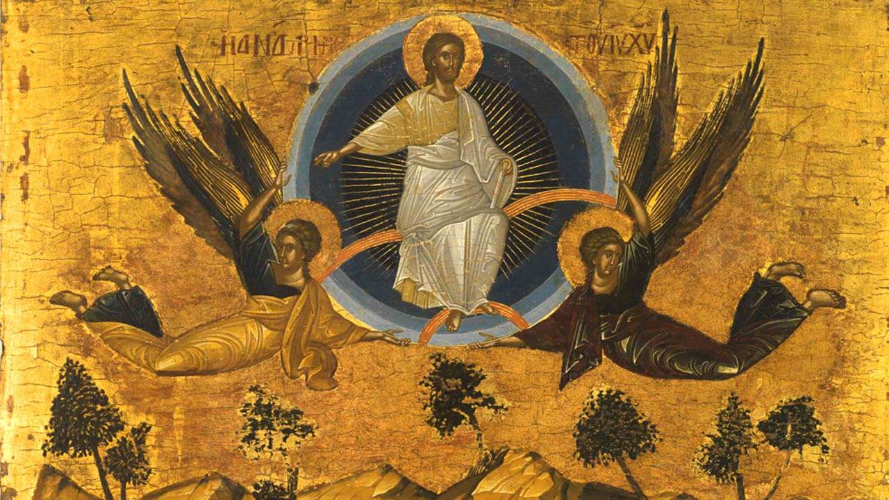 Acts Devotional Commentary [Acts 1:6-11] The Ascension