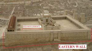 Herods Temple and Solomons Portico