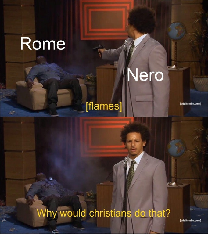 Ներոն ընդդեմ Հռոմի