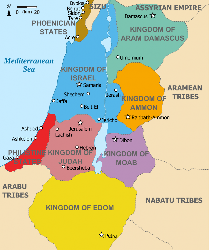 Kingdoms of the Levant