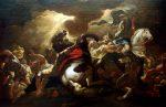 Սուրբ Պողոսի փոխակերպումը, Ջորդանո Նենսիի կողմից