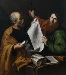 Saint Peter and Saint Paul, Jusepe de Ribera