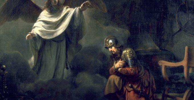 Gerbrand van den Eeckhout - Vision of Cornelius the Centurion - Walters 372492