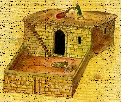 Common Israelite Home