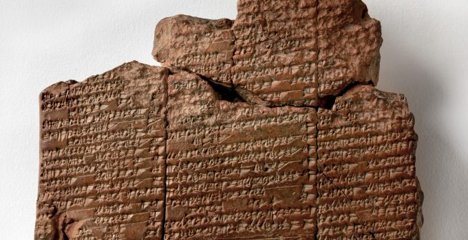 Eridu Genesis Tablet, Penn Museum