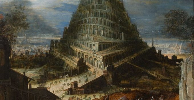 Cleve, Construction of the Tower of Babel